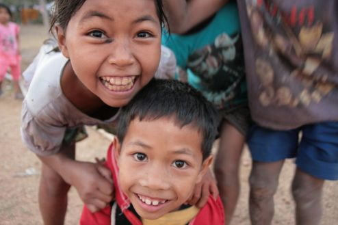 Le Laos, coup de coeur