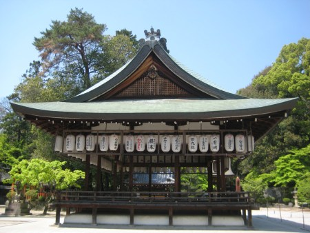 Temple dans Kyoto