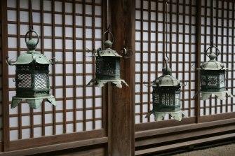 Lanternes de Nara