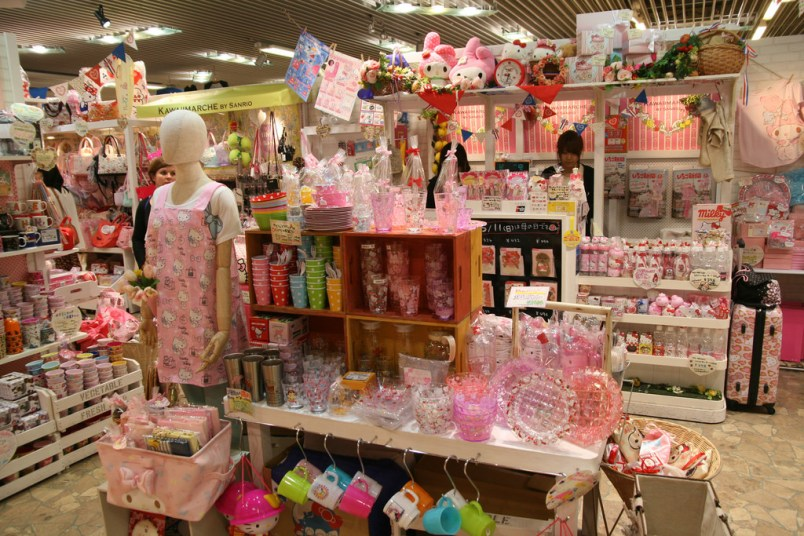 Magasin kawaii