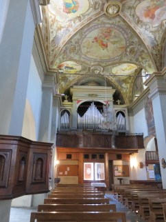 Eglise vallée d'Aoste