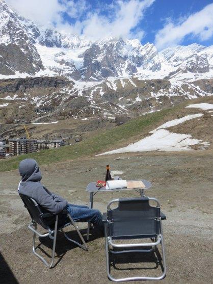 Pic nic Matterhorn