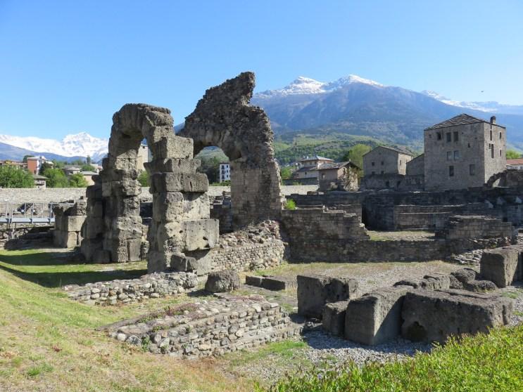 Théâtre romain