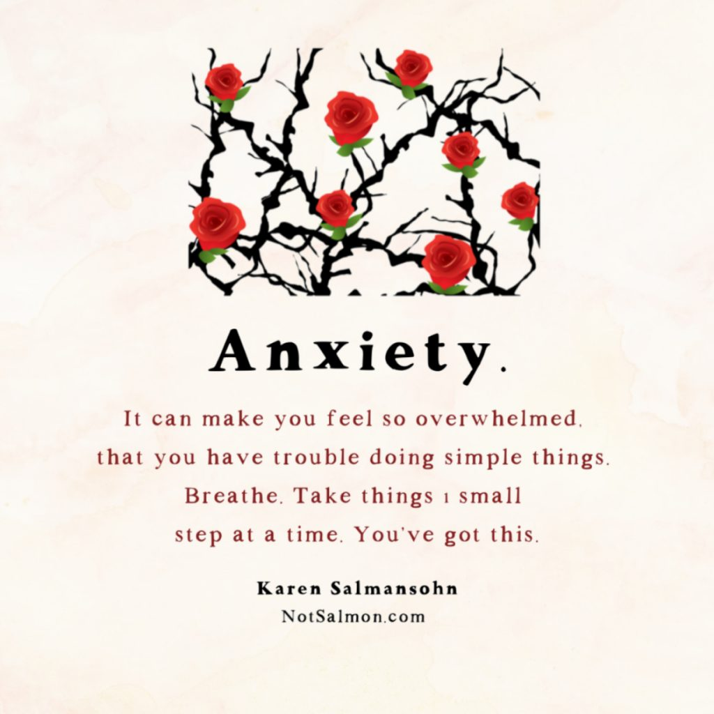 14 Quotes To Reduce Anxiety And Sayings To Relieve Fear