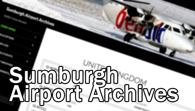 Sumburgh EGPB Archives