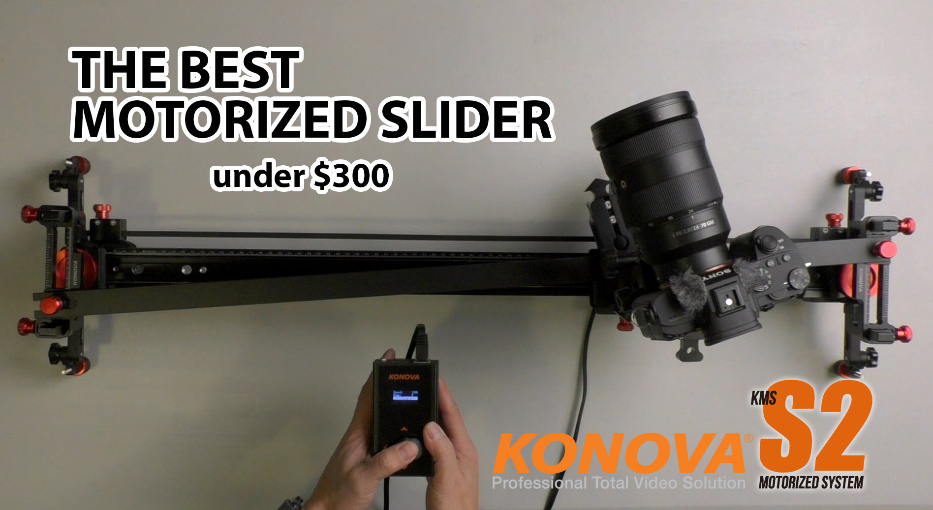 the best budget motorized