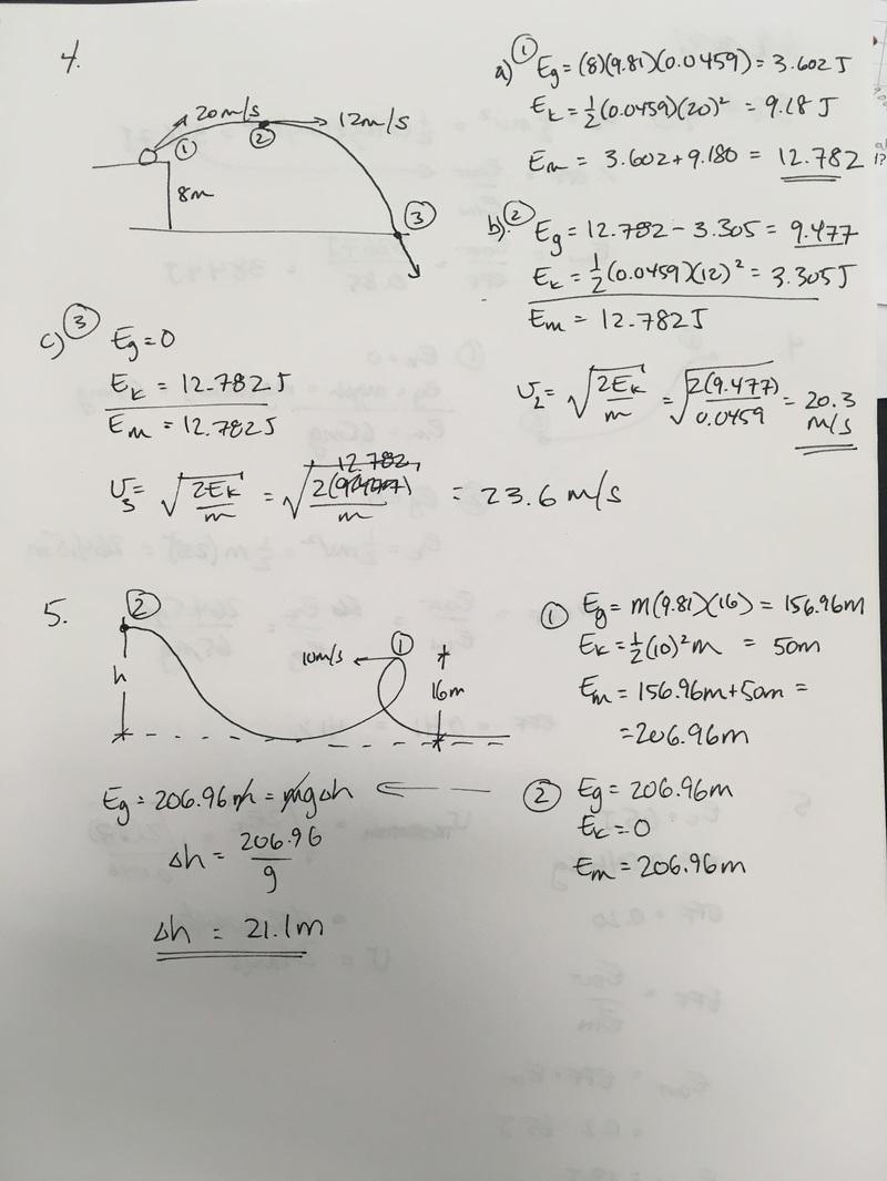 medium resolution of Gr 11 Physics - Notten's Notes