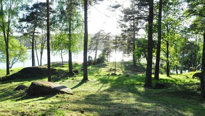 Søndre Hella gravfelt