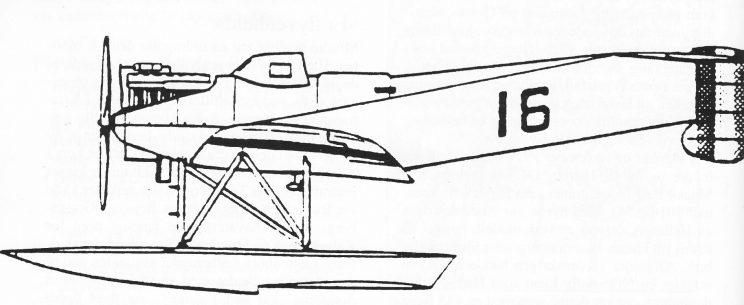 De norskbyggede Maaker var temmelig identiske med den tyske grunntypen Hansa-Brandenburger. Tyskerne bygget denne flytypen i et betydelig antall på to fabrikker, en i Berlin og en i Hamburg, under 1. verdenskrig. Selv om ikke de norske Maakene hører til de legendariske flytypene, var de i første halvdel av 1920-årene et markert innslag i den norske militære flyparken. Lærer og rektor Eugen Wilhelmsen på Nøtterøy tjenestegjorde som pilot på en slik maskin i 1920-årene.