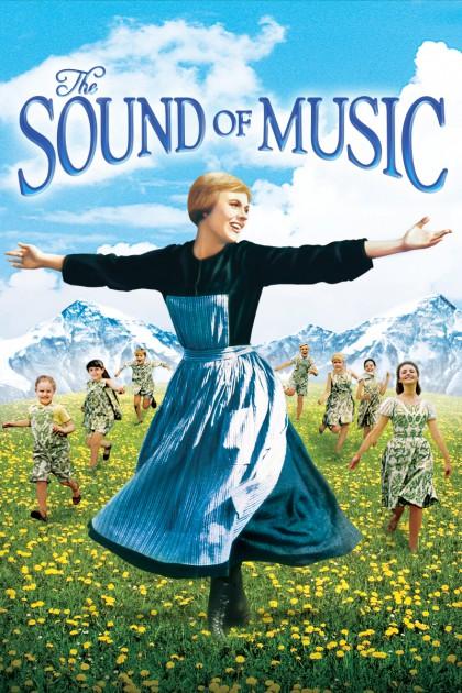 """""""Sound of Music"""". Klikk på bilde for film trailer"""