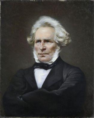 Georg Prahl Harbitz. Portrett av Asta Nørregaard, 1917, antakelig etter foto fra ca. 1870.