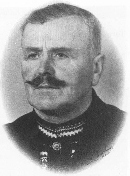Søren Søyland f 18.02.1972 - d. 214.10.1945.