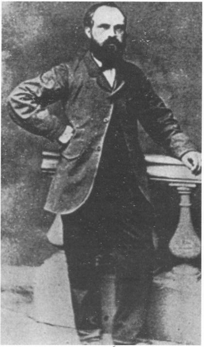Den farende svenn Aasmund O. Vinje — her i Paris i 1863.