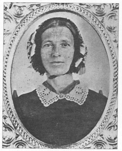 Elise Werenskjold fotografert i Texas ca. 40 år gammel. (Foto: The Institute of Texan Cultures, San Antonio)