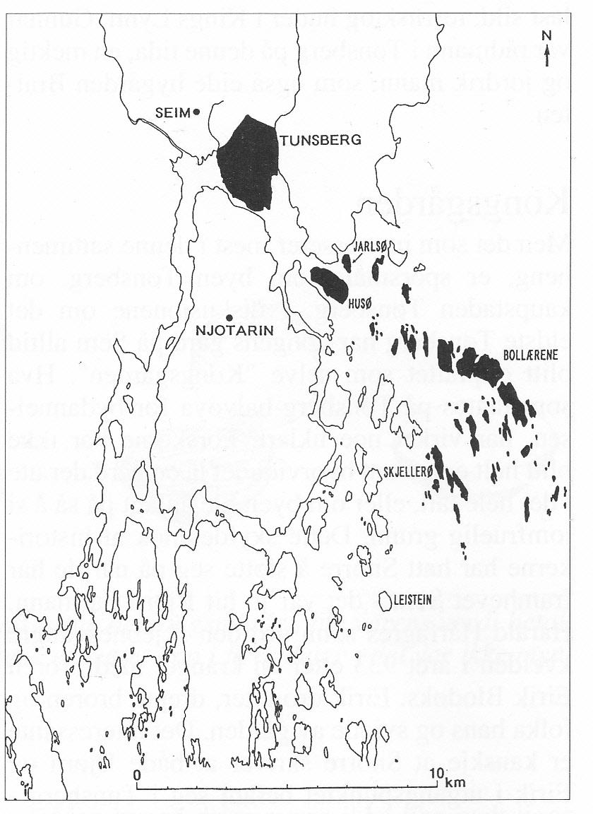 Tunsberg før år 1000 – fra gård til by?