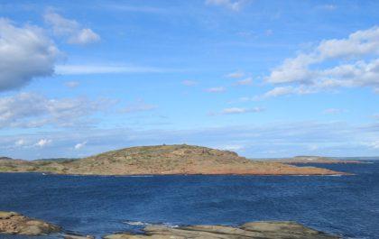 Skjellerøy har fått sitt navn etter øyas skjoldform?