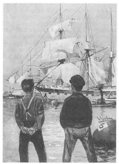 «Langt vil jeg fare, alt vil jeg se....» (Aschehoug & Co. 1922)