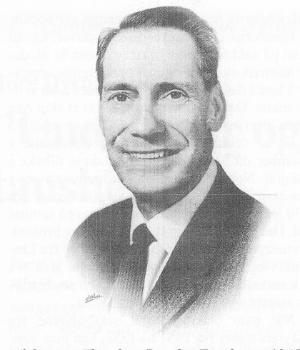 Rådmann Theodor Broch, Tønsberg 1945 — 1971.