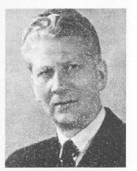 Konstruktøren overingeniør Gunnar Jüül Olsen. (Foto utlånt av Ragnar Aasland.)
