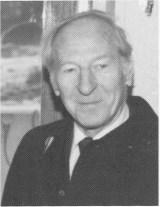Overingeniør Ferdinand Tornes. (Foto utlånt av Ragnar Aasland.)
