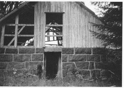 Potetkjeller i Vallers. (Foto: Tor Bjørvik)