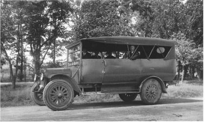 Tenvikbussen 1925