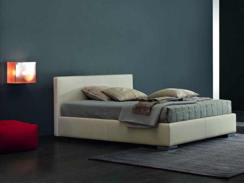 Notturnia Letto salvaspazio con contenitore o letto