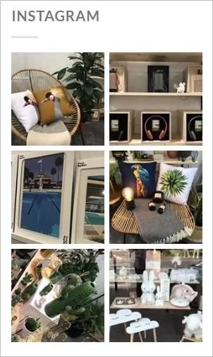 Photos Instagram sur WordPress