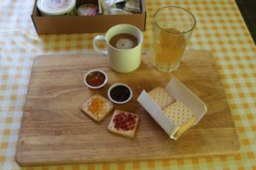 EPA Typ 1 Frühstück