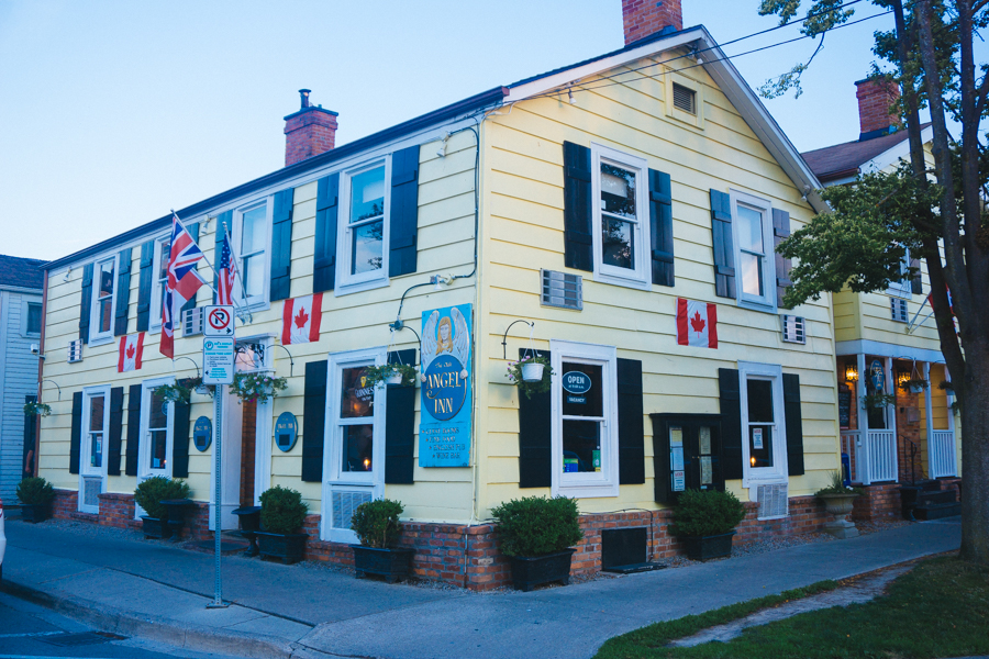 Niagara on the Lake The Olde Angel Inn
