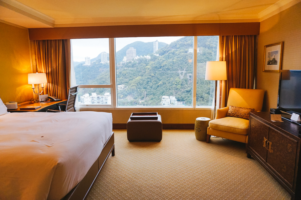 Conrad Hong Kong Peak View