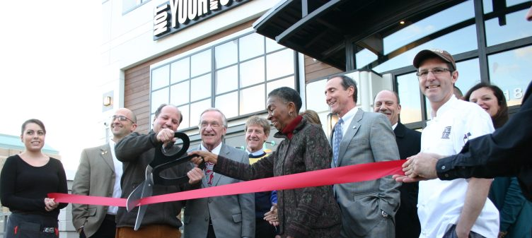 WE'VE CUT THE RED RIBBON IN RESTON, VA!
