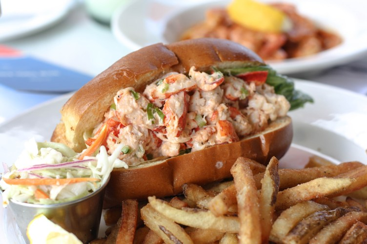 The Lobster Roll is Back!