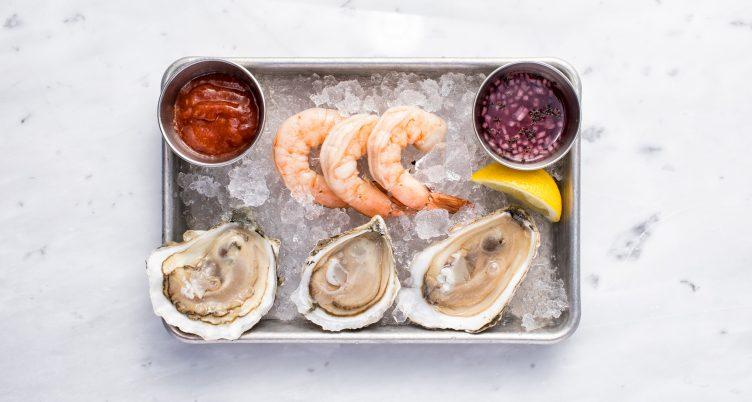 Buck-A-Shuck Oysters & $1 Shrimp