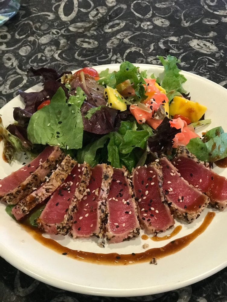 From Our Kitchen to Yours—Ahi Tuna Salad