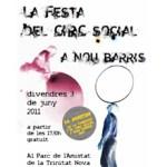 Festa del Circ Social a Nou Barris
