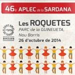 46è Aplec de la Sardana de les Roquetes