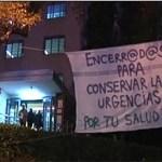 Els veïns mantenen el tancament al CAP Guineueta