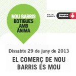 'El comerç de Nou Barris es mou' a la plaça del Virrei Amat