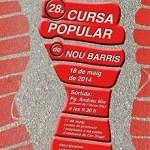 Obertes les inscripcions a la Cursa Popular de Nou Barris