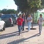 Els alumnes del CEIP Antaviana donen nom a alguns carrers de Roquetes