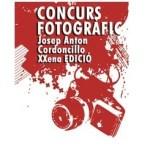 XX Concurs fotogràfic Josep Anton Cordoncillo