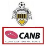 El Club de Futbol Muntanyesa i el Club d´Atletisme Nou Barris estan d´enhorabona