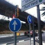 Adèu al semàfor d'entrada a Ciutat Meridiana
