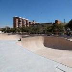 Les pistes de patinatge de la via Favència ja estan a punt
