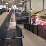 El mercat de Canyelles tanca uns dies a l'agost per obres