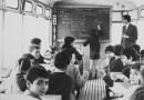 Foto-efemèride:  50 anys dels 'Escuelones' de Torre Baró