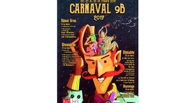 El carnaval de Nou Barris arriba al seu dia gran