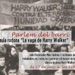 La Prosperitat recorda la històrica vaga de la Harry Walker