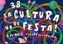 La Cultura va de Festa es trasllada al parc del Turó de la Peira